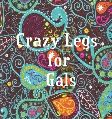 Crazy Legs Ridng Tights